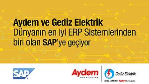 Aydem ve Gediz Elektrik, SAP'ye geçiyor