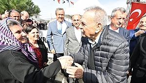 Başkan Kocaoğlu Bergama'dan seslendi