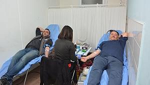 Günaydın Group'tan Örnek Kan Bağışı