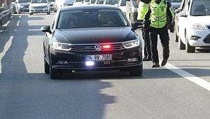 İstanbul'un dört bir yanında ceza yağdı