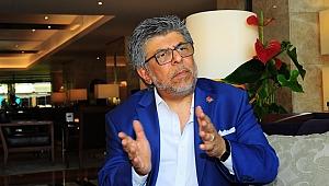 Mehmet Karabel'e yeni görevinde başarılar