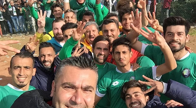Salihli Belediyespor Play-Offa Sarıgöl Galibiyeti İle Başladı
