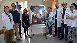 Tepecik EAH'de Emzirme Danışmanlığı Polikliniği Açıldı