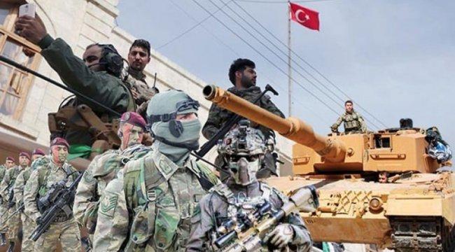 Teröristler Afrin'de '100 fedai' bıraktı!