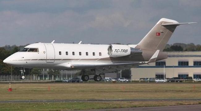 Türkiye'ye gelen özel jet İran'da düştü.Kurtulan olmadı