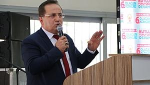Ak Parti Narlıdere'de Cemevi Yapacak