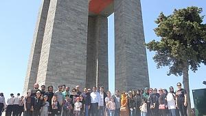 Askon İzmir Çanakkele'ye Gezi Düzenledi