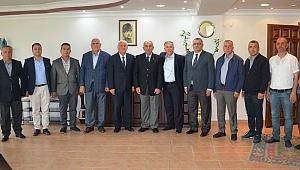 Başkan adayları Zekeriya Mutlu