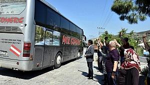 Başkan Serkan Acar, Misafir Ülke Heyetlerini Uğurladı