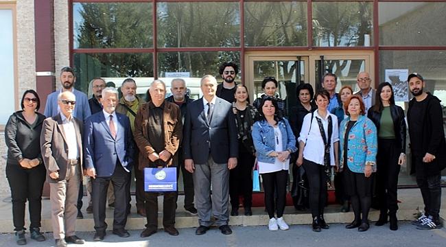 Batı Anadolu Çömlekçileri Kümelenme İçin Düğmeye Bastı