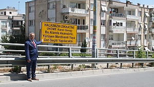 """""""CHP İzmir Büyükşehir Belediyesi'nde yine söz var, icraat yok."""""""