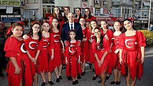 Dünya çocukları Karşıyaka'ya geliyor