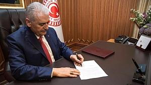 Erken seçim kanun teklifi Meclis Başkanlığı'na sunuldu