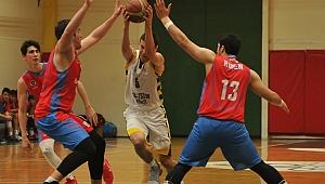 Gelişim Koleji Bahçeşehir Koleji'ni 68-58 mağlup etti
