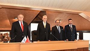 İMEAK Deniz Ticaret Odası'nda Meclis'in Yeni Başkan'ı Seçildi