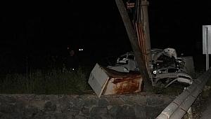 Korkunç kaza! Yakınları sinir krizi geçirdi...