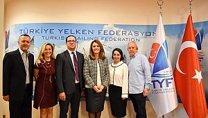Msc, Türkiye Yelken Federasyonu'nun Lojistik Sponsoru