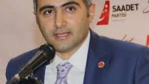 Saadet Partisi İzmir İl Başkanı İstifa Etti