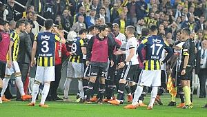 TFF, Fenerbahçe - Beşiktaş maçı hakkında kararını verdi.Maçın oynanacağı tarih belli oldu