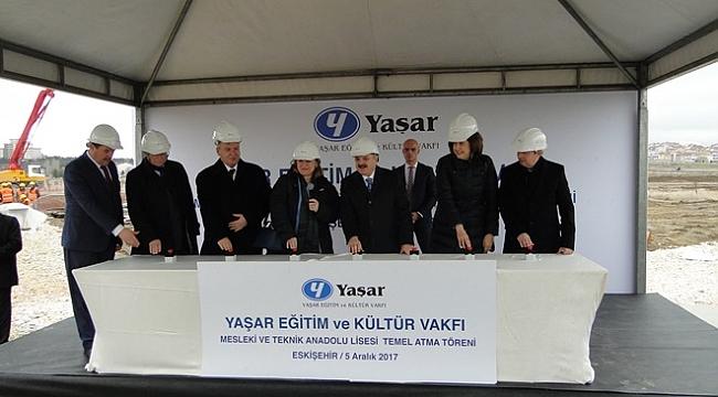"""Türkiye'nin ilk """"süt teknolojisi ve gastronomi lisesi''"""