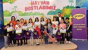 Türkiye'nin Küçük Ressamları Hayvan Dostlarımızı Resmettiler