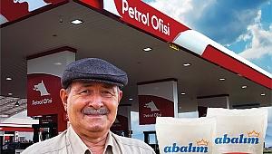 Abalım Yem alana Petrol Ofisi'nden yakıt hediye