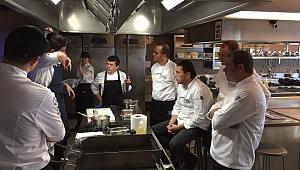 Altın Yunus Mutfağı yeni sezona hazırlandı.