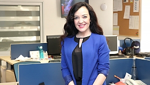 Efsun Erbalaban Yılmaz SMD İzmir Temsilcisi oldu