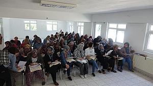 EGESEM, halkın ihtiyaçlarına yönelik eğitimler veriyor