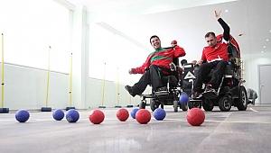 Engelli Dinlenme Merkezi'ne ilgi büyük