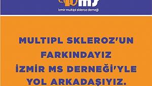 Göztepe'den İzmir Ms Derneği'ne Anlamlı Destek