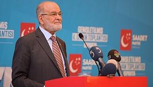 Karamollaoğlu İzmir'de E-Miting Yapacak