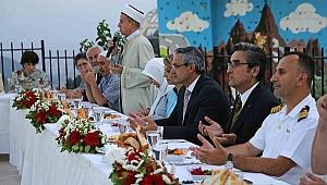 Karşıyaka iftar sofrasında buluştu