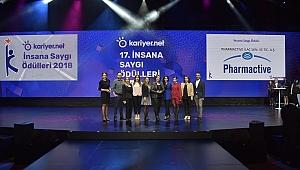 Pharmactıve İlaç'a Ödül
