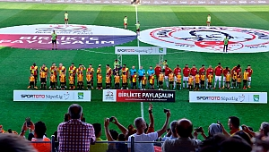 Süper Lig'in şampiyonu Bornova Stadı'nda belli oldu
