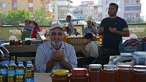 Torbalı Köylü Pazarı Dualarla Açıldı