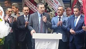 """""""Türkav Açılışı Mitinge Dönüştü"""""""