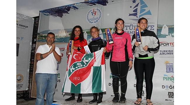 TYF Türkiye Şampiyonası sona erdi