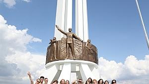 Avrupalı gençler Karşıyaka'da buluştu