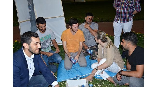 Çankırı: Gençler Siyasette Figüran Değil Başaktör
