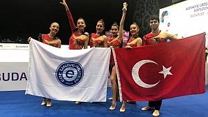 Egeliler Türkiyenin gururu oldular