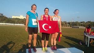 Gülçin Güreşçi Malta'dan 5 Madalya İle Dönüyor