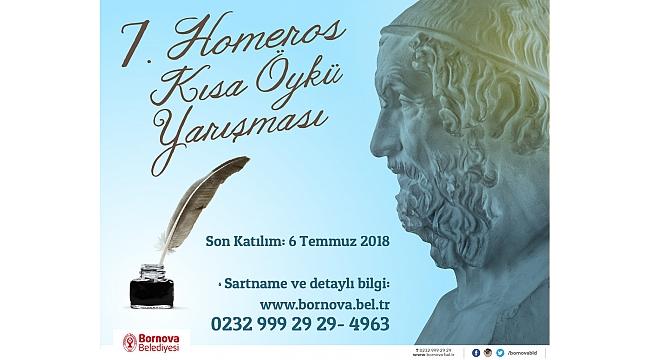 Homeros Kısa Öykü Yarışması heyecanı sürüyor