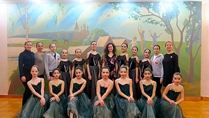 İzmir'de Bale'nin 50'nci Yılı