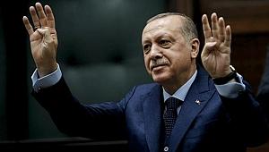 Liderlerden Cumhurbaşkanı Erdoğan'a tebrik