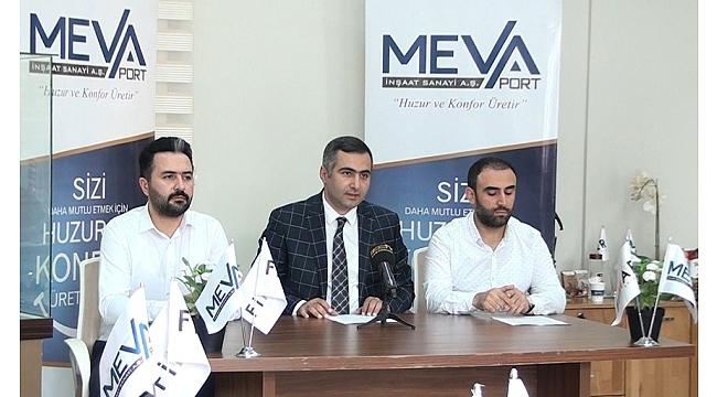 Mevaport İnşaat'da Proje Bitmeden Satışlar Bitiyor