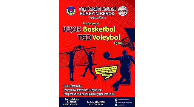 TED İzmir Koleji'nden Hüseyin Beşok işbirliği ile Yaz Okulu