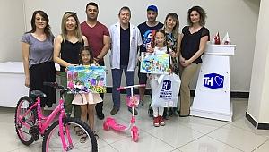 Tınaztepe Sağlık Grubu resim yarışması sonuçlandı