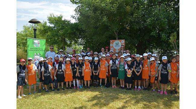 Toprak ve Çocuk Programı'ndan öğrencilere iki etkinlik birden