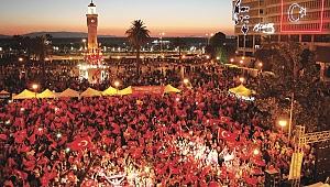"""""""15 Temmuz'da Demokrasi Kahramanlarını Konak Meydanına Bekliyoruz"""""""